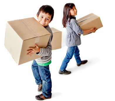 Tips for Moving with a Child