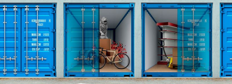 Storage services in Huntington Beach