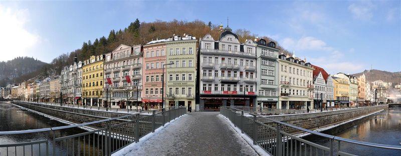 Carlsbad in winter