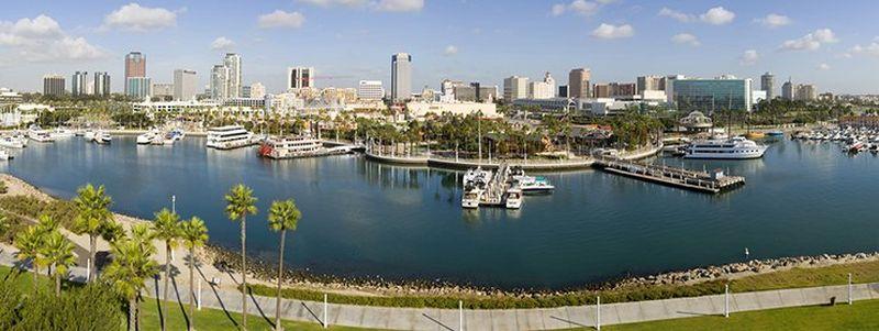 Westin Hotel in Long Beach