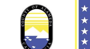 Flag of Alameda County