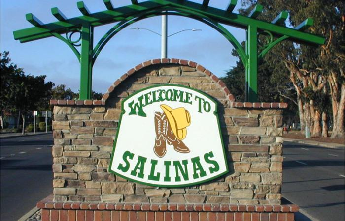 Welcome to Salinas