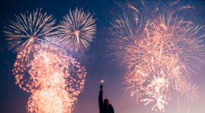 Fireworks in Santa Barbara County