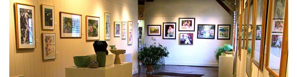 Art gallery in Fontana