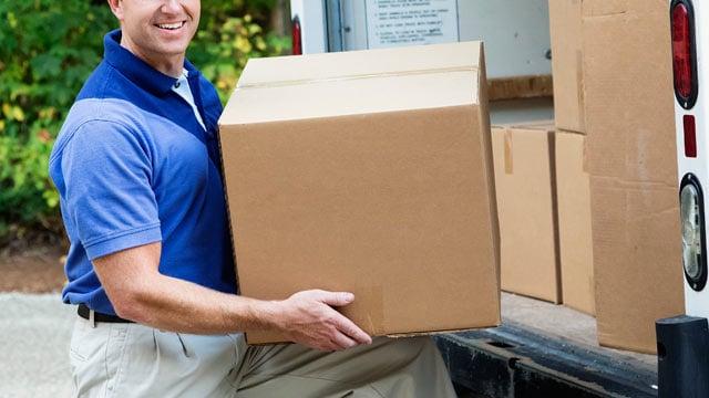 moving company in Redding