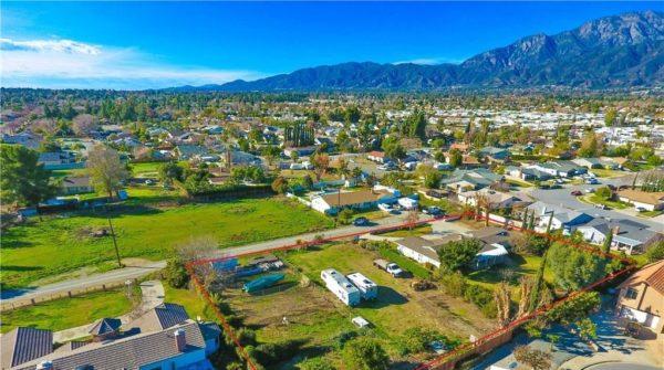 Rancho Cucamonga view