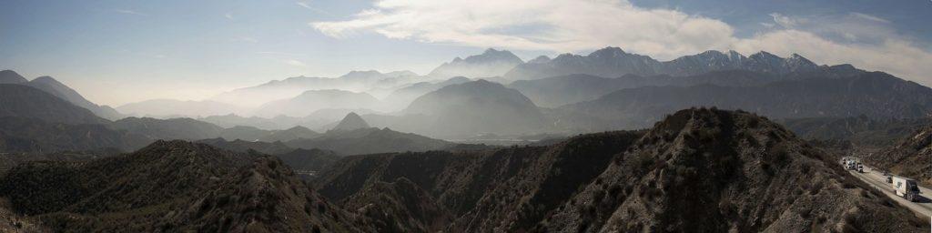 Mountains in San Bernardino