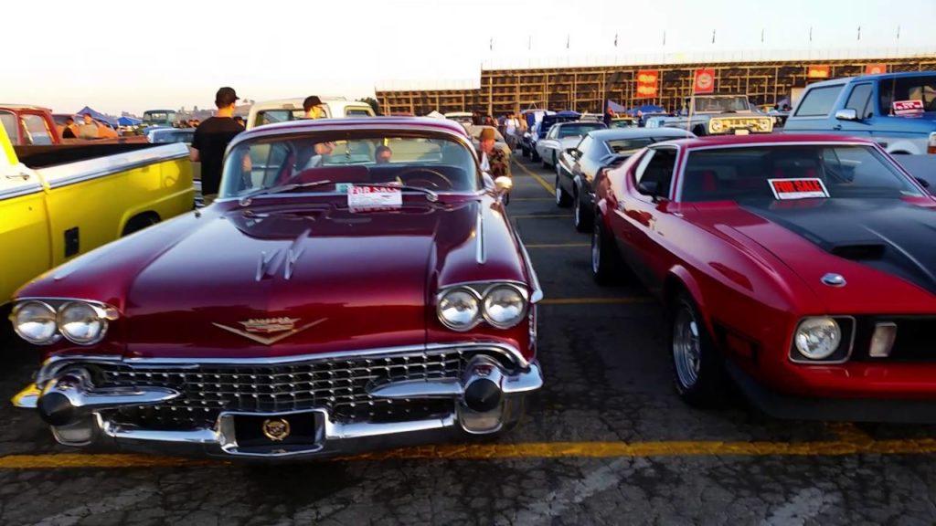 Classic Car Show in Pomona