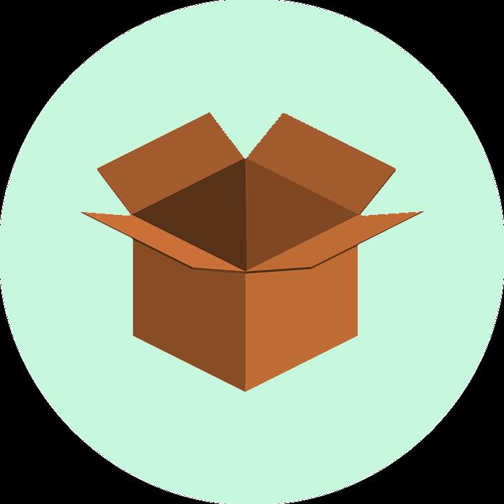 Medium Box 4.5 Cube