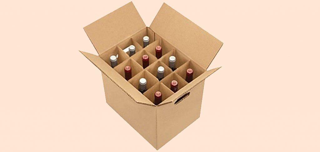 Wine Box 12 Bottles x 750 ml